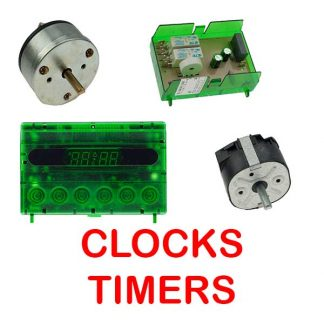 Oven Clock Timers