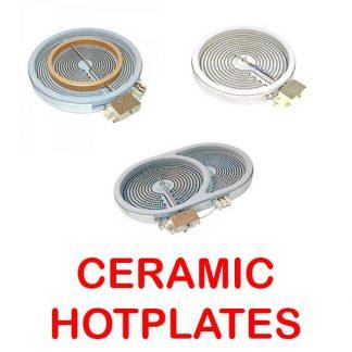 Stove Ceramic Hotplates