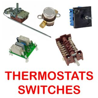 Oven Thermostats & Switches